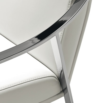 Aileron L lounge chair - detail 2