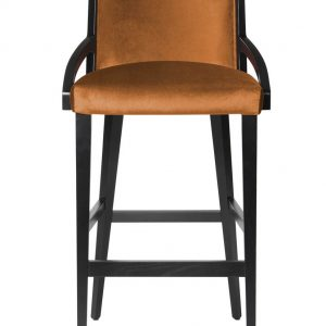 Alias bar stool front view