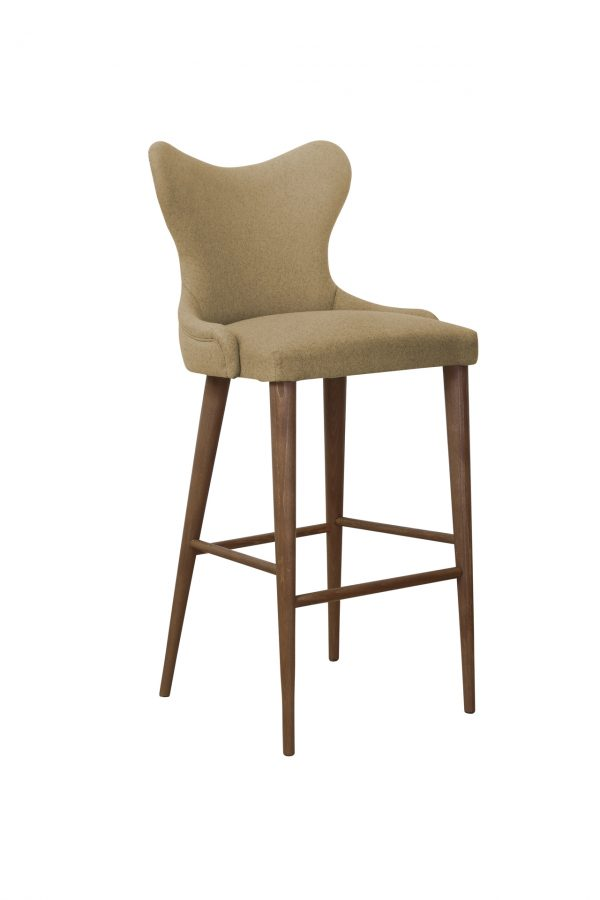 Colt bar stool front view