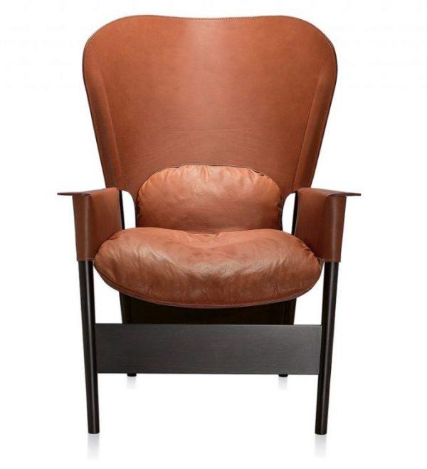 Heta lounge chair italian manufactured
