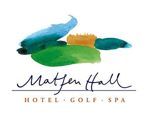 Matfen Hall hotel logo
