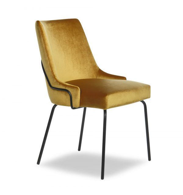 FFE furniture - Louvre tube dining chair