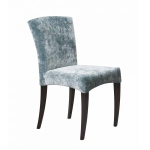 FFE furniture - Silver dining chair