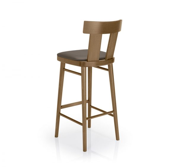 Contract furniture barstool - Bamba 388