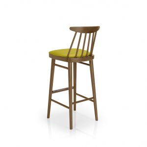 Contract furniture barstool - Bamba 392