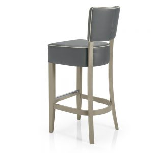 Contract furniture - Lorena padded barstool