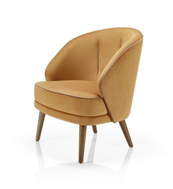 Contract furniture - Alissa lounge chair