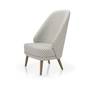 Contract furniture - Alissa high backed chair